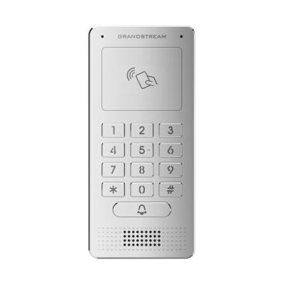 Grandstream Networks GDS3705 Deurintercom installatie - Wit