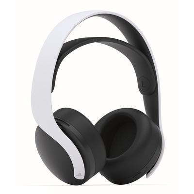 Sony Pulse 3D Headset - Zwart, Wit