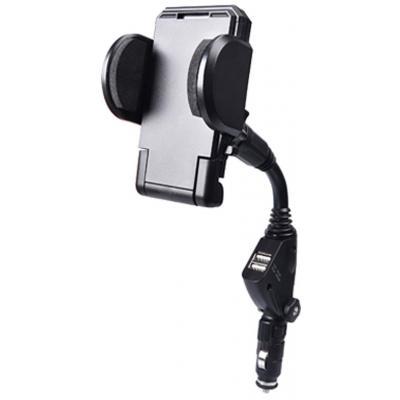 "Avantree : 5.08 cm (2 "") 1 Car Lighter Cradle Mount with USB Charger - Zwart"