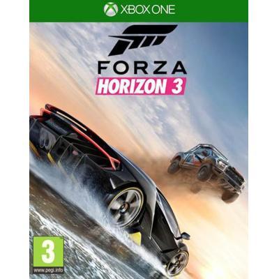 Microsoft game: Forza Horizon 3  Xbox One