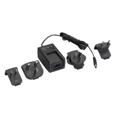 Black Box ServSwitch DT Pro II Spare Power Supply, US, UK, EU, and Australia Netvoeding - Zwart