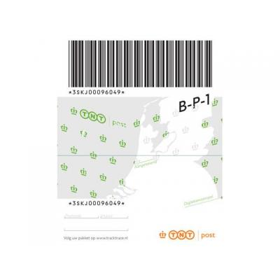 Postnl briefpapier: Zegel aangetekend NL pakket tot 10kg/pk5