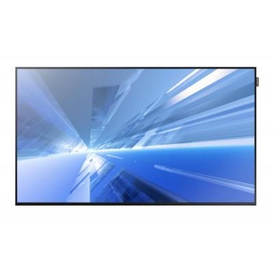 "Samsung public display: FHD Large Format Display 48"" DB48E - Zwart"