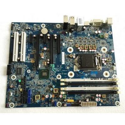 Hp Computerkast onderdeel: Motherboard - Zwart, Blauw