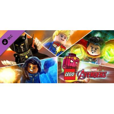 Warner bros : LEGO MARVEL's Avengers Season Pass
