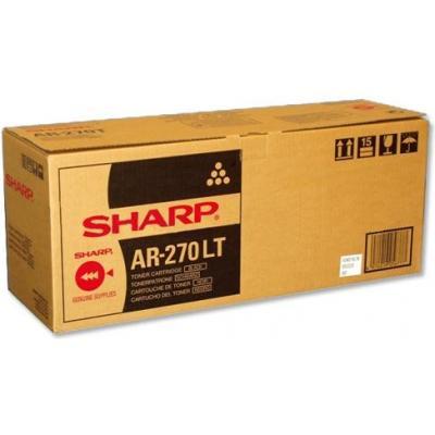 Sharp AR-270LTcartridge f/ AR-235/275/287, 25000 pagina's, Zwart Toner