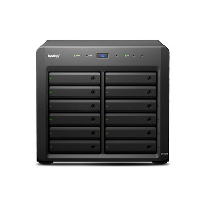 Synology DX1215 SAN - Zwart