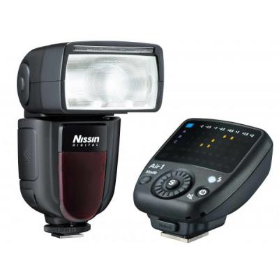 Nissin Di700A + Commander Air 1 Camera flitser - Zwart