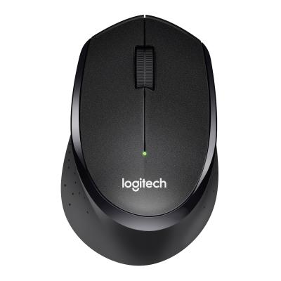 Logitech computermuis: B330 Silent Plus - Zwart