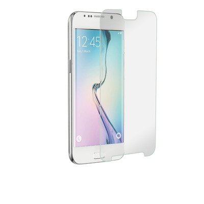 Behello screen protector: Samsung Galaxy S6 High Impact Glass Transparent - Transparant