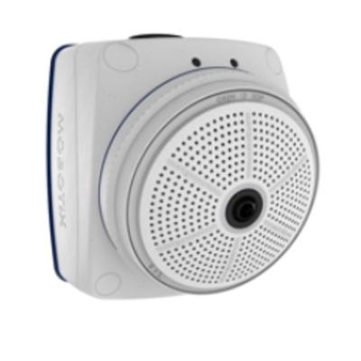 Mobotix UV-resistant, Waterproof, White Beveiligingscamera bevestiging & behuizing - Wit