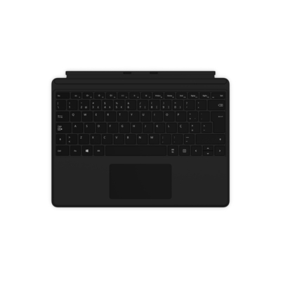 Microsoft Surface Pro X Keyboard - QWERTY Mobile device keyboard - Zwart