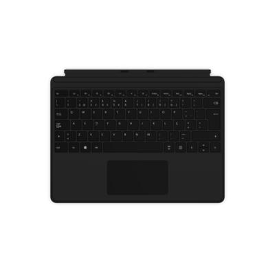 Microsoft Surface Pro X Keyboard - QWERTY Mobile device keyboard - Zwart