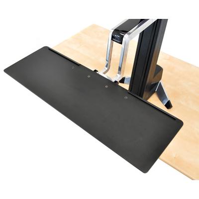 Ergotron Large Keyboard Tray for WorkFit-S Montagekit - Zwart