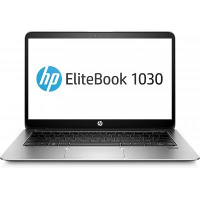 HP laptop: EliteBook EliteBook 1030 G1 notebook pc (ENERGY STAR) - Zwart, Zilver (Demo model)