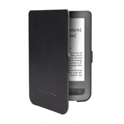Pocketbook e-book reader case: JPB626(2)-BS-P - Zwart