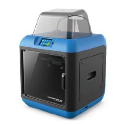 Gembird Flashforge Inventor 2 3D-printer - Zwart, Blauw