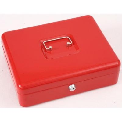 Phoenix geldkistlade: 12″, 75 x 300 x 240 mm, Key Lock, 2 kg, Red - Rood