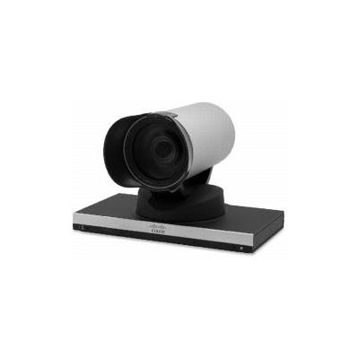 Cisco webcam: PrecisionHD - Zwart, Grijs