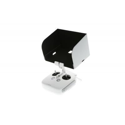 Dji : Remote Controller Monitor Hood for Tablets (Inspire 1, Phantom 3 Pro/Adv, Phantom 4) - Zwart