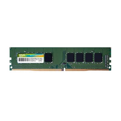 Silicon Power 4GB DDR4-2133 RAM-geheugen - Zwart, Groen