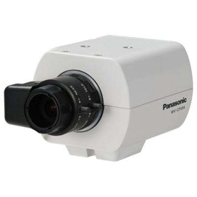 Panasonic WV-CP314E Beveiligingscamera - Wit