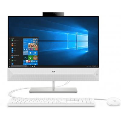 Hp all-in-one pc: Pavilion 24-xa0500nd - Wit