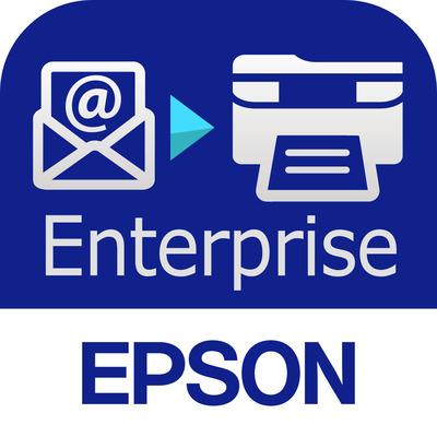 Epson Email Print for Enterprise: 50 gebruikers Print utilitie