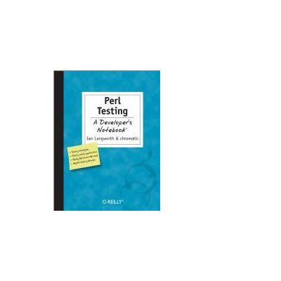 O'reilly boek: Media Perl Testing: A Developer's Notebook - eBook (PDF)