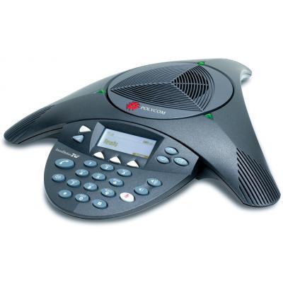 Polycom teleconferentie apparatuur: SoundStation2W EX