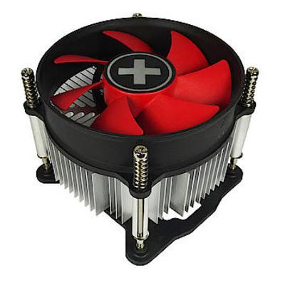Xilence XC032 Hardware koeling - Zwart, Rood