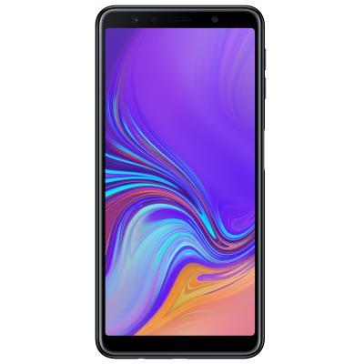 Samsung smartphone: Galaxy SM-A750F - Zwart 64GB