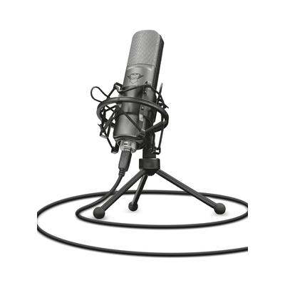 Trust GXT 242 Lance - Gaming & Streaming - USB - Zwart Microfoon