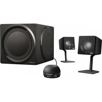 Creative labs luidspreker set: GigaWorks T3 - Zwart