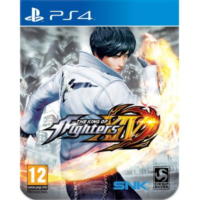 Deep silver game: The King of Fighters XIV  PS4
