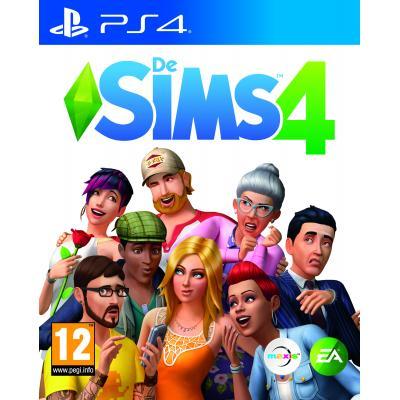 Electronic arts game: De Sims 4  PS4