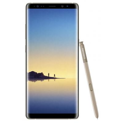 Samsung smartphone: Galaxy Note 8 64GB Maple Gold - Goud