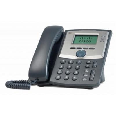 Cisco IP telefoon: SPA 303 - Zwart