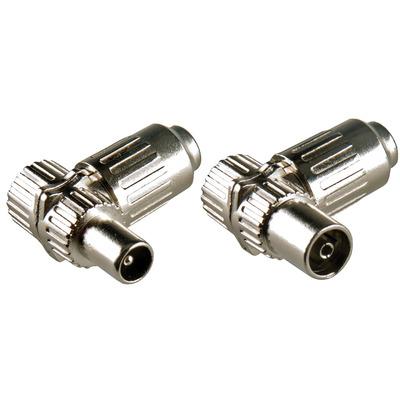 Bandridge coaxconnector: IEC Coax