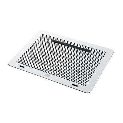 Cooler master notebook koelingskussen: NotePal MasterNotepal Pro - Zwart, Zilver