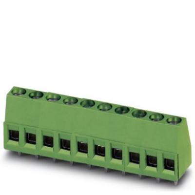 Phoenix contact elektrische aansluitklem: MKDS 1,5/ 2-5,08 - Groen