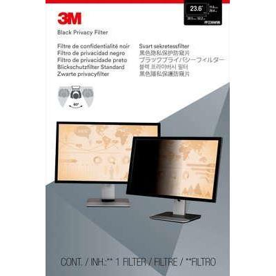3M Privacy Filter Schermfilter - Zwart