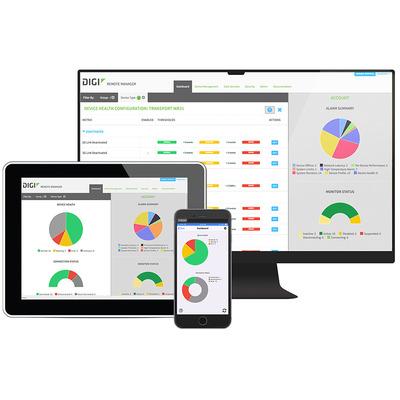 Digi DRM-EDN-STE-1YR Software licentie