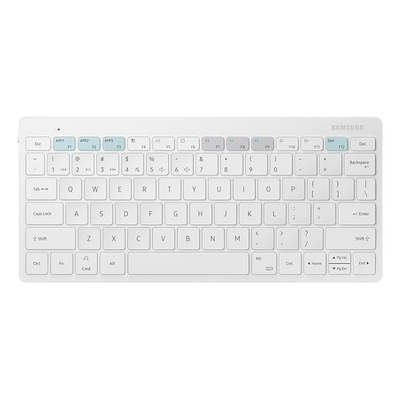 Samsung Trio 500 Mobile device keyboard - Wit