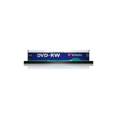 Verbatim DVD-RW Matt Silver 6x DVD
