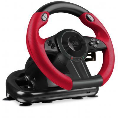 Speedlink game controller: Speedlink, TRAILBLAZER Racing Wheel (Zwart) (Xbox One / PC)