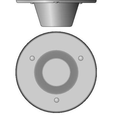 Cisco Multi-Band Omnidirectional Antenna-Ceiling Mount Antenne