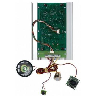 Fasttel deurbel: Wizard Classic SAS DB9701SVC - Grijs