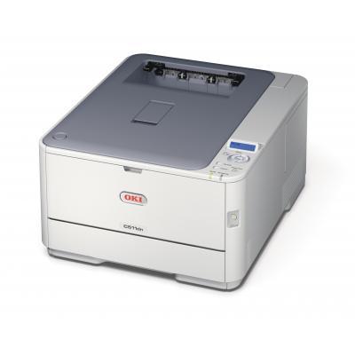 OKI laserprinter: C511dn