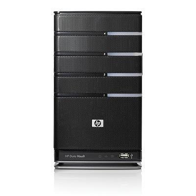 Hewlett packard enterprise content delivery netwerk apparatuur: StorageWorks X510 1TB Data Vault
